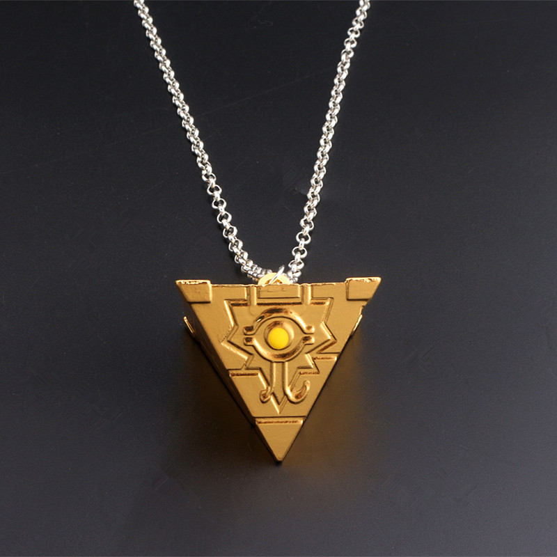Japanese Anime Duel Monsters Child Pendant Cosplay Necklace 0