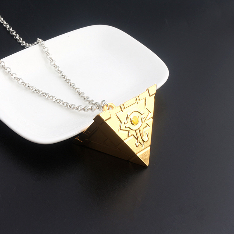 Japanese Anime Duel Monsters Child Pendant Cosplay Necklace 2