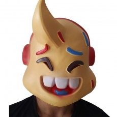 FN Game Legend Role Lil Whip Funny Pretend Deluxe Latex Mask
