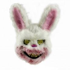 Bleeding Evil Killer Rabbit Horror Plush Mask Tiktok Mask