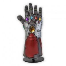 Legends Iron Man Tony Stark Infinity Gauntlet Gloves Film Prop