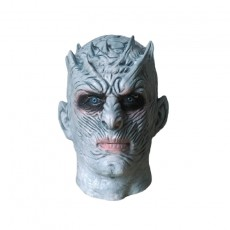 Halloween Novelty Mask Game of Thrones Nights King White Walker Costume Mask Party Props
