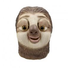 Sloth Mask Halloween Novelty Costume Party Latex Animal Masks Flash Sloth Bear Head Mask
