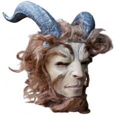 Beauty and The Beast Mask Beast Prince Dan Stevens Full Head Latex Mask