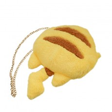 Cute Anime Pikachu Outlook Pikapika Shoulder Bag Yellow