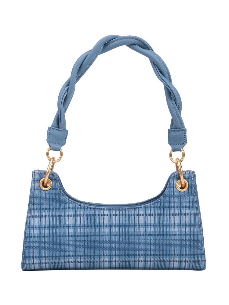 French lattice shoulder bag 1