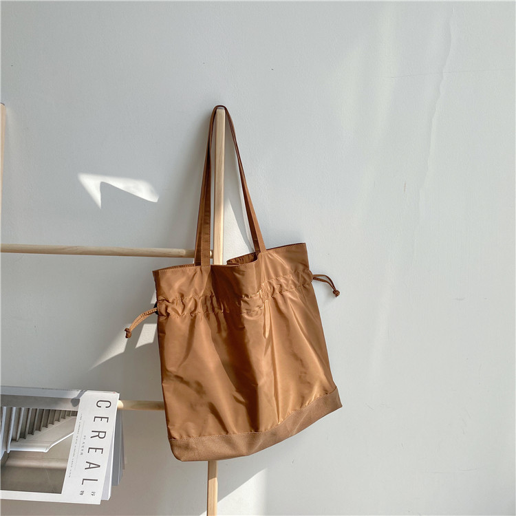 Drawstring canvas bag 0