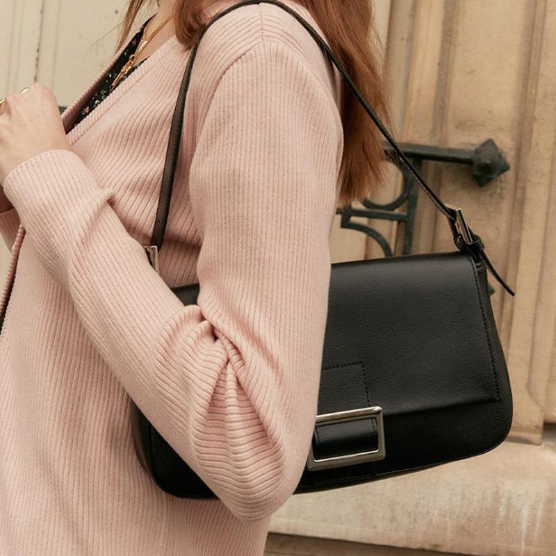 Simple wild handbag 3