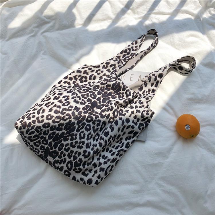 One shoulder portable canvas bag 2