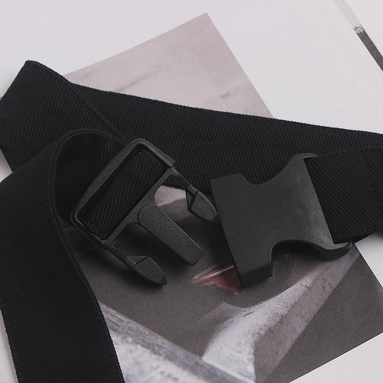 Dark Functional Wind Tactical Buckle Twill Belt 3