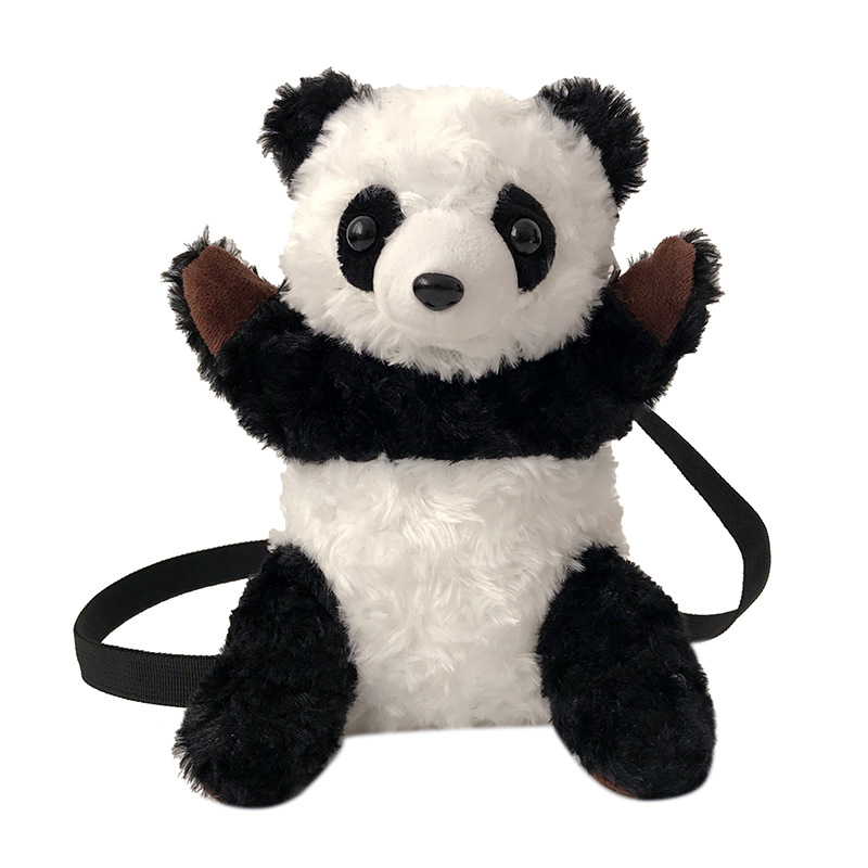 Panda Doll Backpack 3