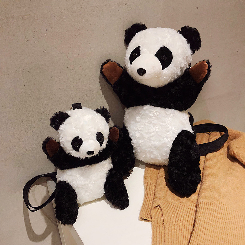 Panda Doll Backpack 0