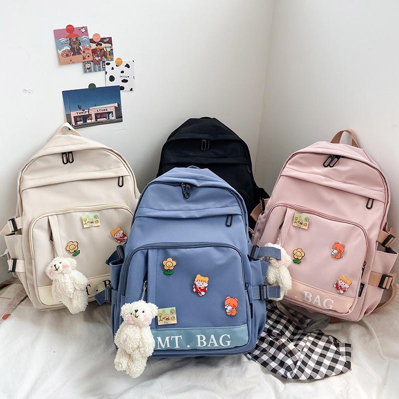 Women's Korean Harajuku Backpack 0
