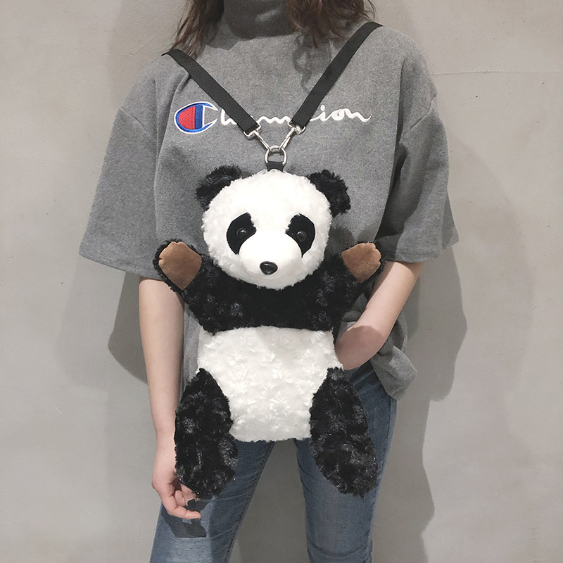 Panda Doll Backpack 1