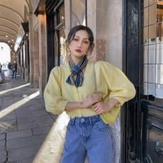 Mori Women's Fashionable Simple Shoulder Bag