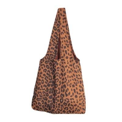 One shoulder portable canvas bag