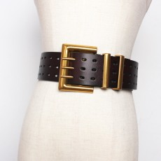 Simple and versatile wide belt