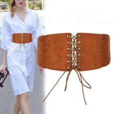 Vintage elasticated elastic waistband girdle