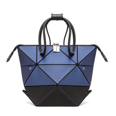 New style shoulder bag European and American fashionable women's bag foldable handbag