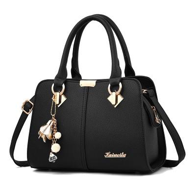 Designer Brand Bags Ladies Leather Tote Bag 2020 Luxury Ladies Handbag Wallet Fashion Shoulder Bag