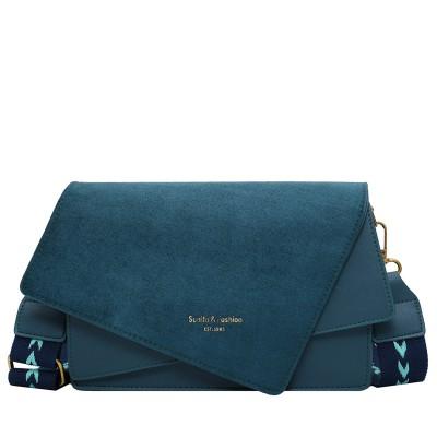 Brand Originality Design Handheld Frosted bag women 2020 new version of Joker shoulder slung fashion broadband small square bag