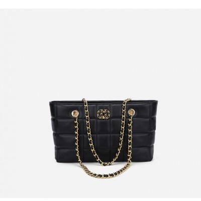 Bag women's small fragrance rhombus chain bag 2020 new female bag large capacity single shoulder messenger bag tote bag