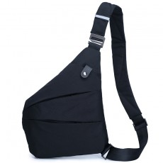 Anti-Theft Crossbody Bag Shoulder Bag Sling Chest bag Waterproof Cover Pack Rucksack Bicycle Sport