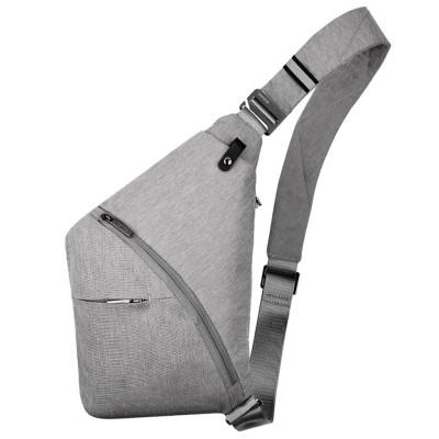 Anti-Theft Crossbody Bag Shoulder Bag Sling Chest bag Waterproof Cover Pack Rucksack Bicycle Sport