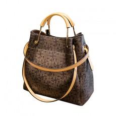 Female bag trendy fashion all-match one-shoulder messenger handbag bucket bag