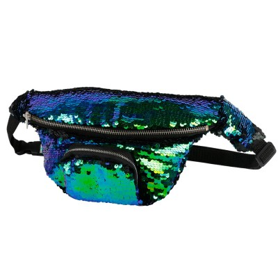Shiny Neon Fanny Pack for Women, Fashion Waist Bag for Rave, Festival, Party, Trip