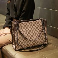 Female bag big brand printing fashion lady big bag shoulder messenger tote bag