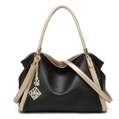 New style handbags European and American fashion handbags large capacity messenger shoulder bag