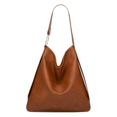 New style shoulder bag soft large capacity fashion all-match portable tote bag