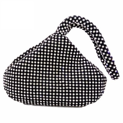 European and American dinner bag, net diamond bag, handbag, mine bag, rhinestone banquet bag, evening bag