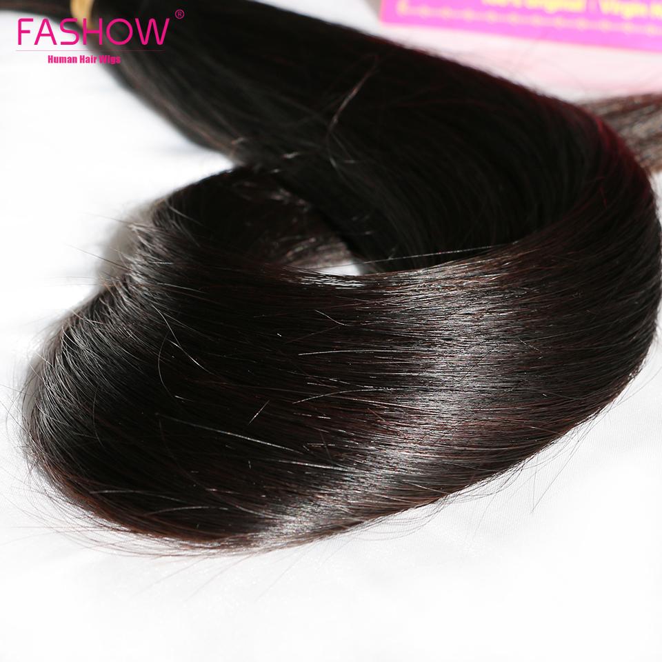 Indian Hair Straight Hair Bundles 100% Natural Human Hair  Bundles Double Wefts Thick Remy Hair 2