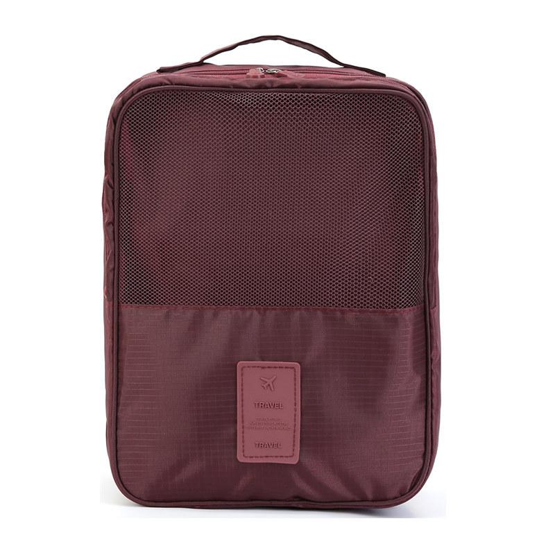 Storage shoe bag second-generation double-layer three-position waterproof travel shoe bag upgrade shoe storage bag 1