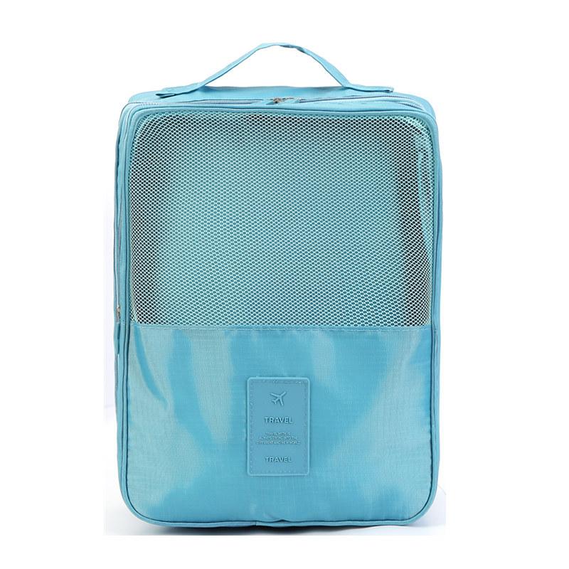Storage shoe bag second-generation double-layer three-position waterproof travel shoe bag upgrade shoe storage bag 4