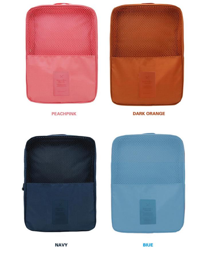 Storage shoe bag second-generation double-layer three-position waterproof travel shoe bag upgrade shoe storage bag 5