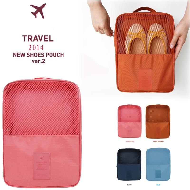 Storage shoe bag second-generation double-layer three-position waterproof travel shoe bag upgrade shoe storage bag 6