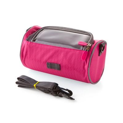 Bicycle handlebar bag, head bag, touch screen mobile phone bag, mountain bike bicycle accessories, riding bag
