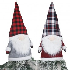 Christmas Decorations Forest Elderly Tree Top Star Creative Faceless Doll Christmas Tree Hat Home Decoration Products