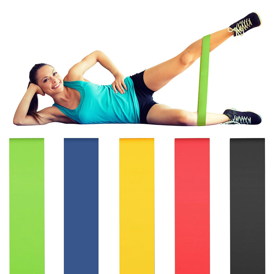 WorthWhile Gym Fitness Resistance Bands Yoga Stretch Pull Up Assist Rubber Bands Crossfit Exercise Training Workout Equipment 1