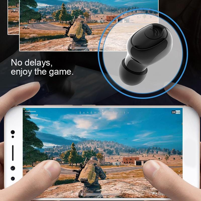 LED Display Earphone Bluetooth 5.0 Wireless Bluetooth Stereo Earphones Earbuds 2200mAh Power Bank Earphone Waterproof 8