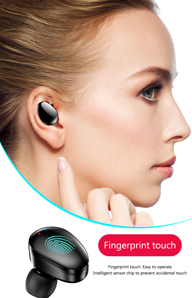 X7 Bluetooth Earphone 3600mAh Power Bank True Wireless Earbuds M7 TWS Touch Control Wireless Earphones For iPhone xiaomi huawei 3