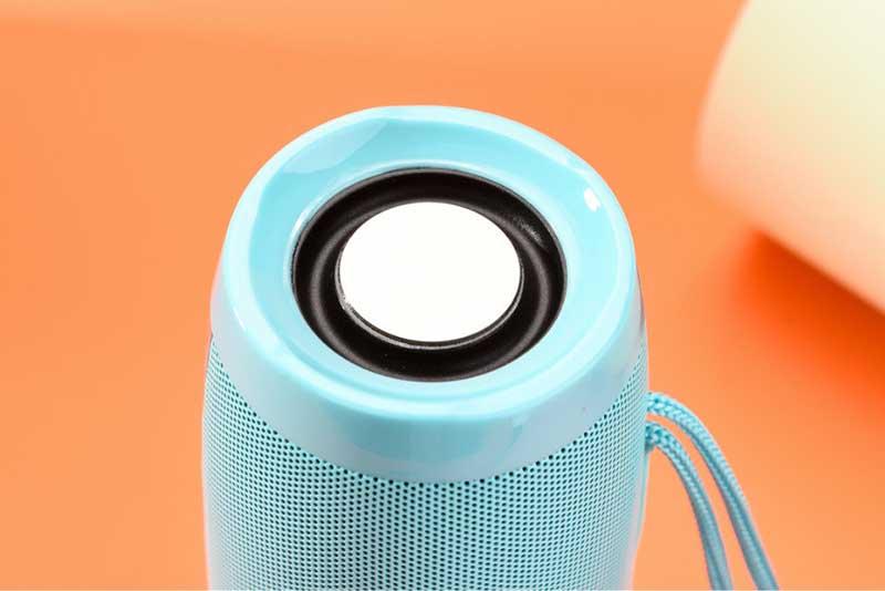 Portable Speakers Bluetooth Column Wireless Bluetooth Speaker Powerful High BoomBox Outdoor Bass HIFI TF FM Radio with LED Light 13