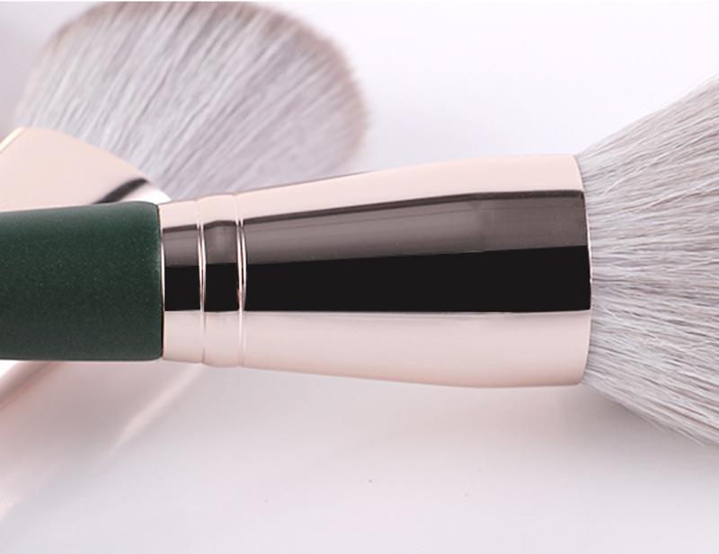 14Pcs Makeup Brushes Set Cosmetic Foundation Powder Blush Eye Shadow Lip Blend Wooden Make Up Brush Tool Kit Maquiagem 2