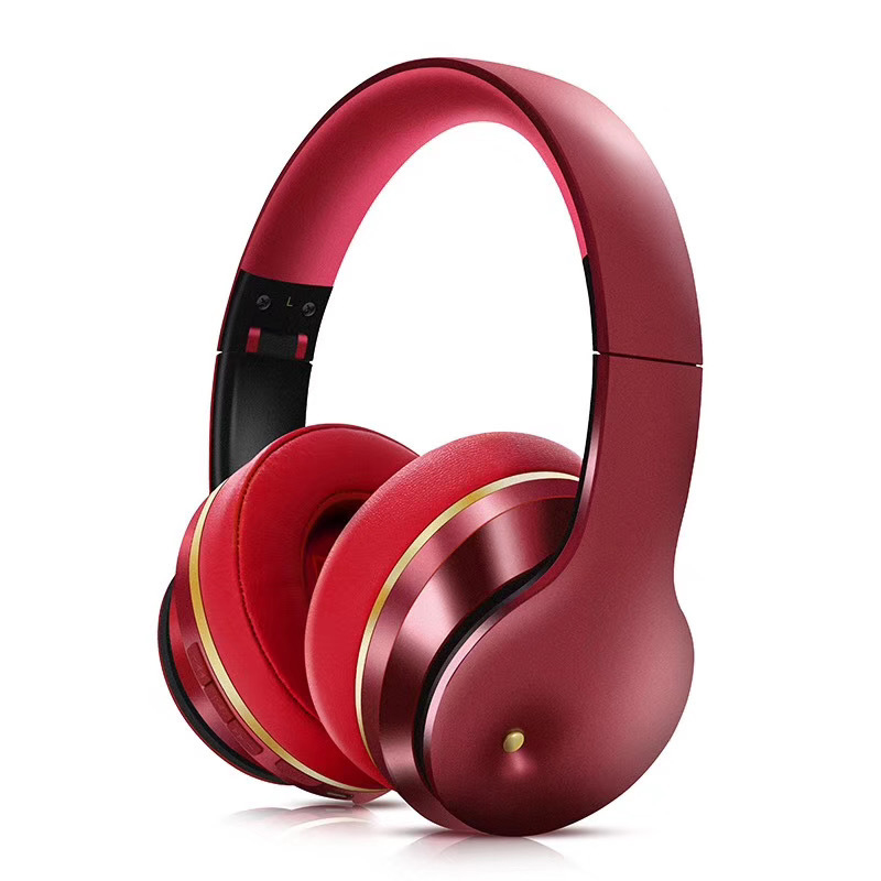 Newest ANC Bluetooth Headset Active Noise Cancelling Bluetooth Headphones Over Ear Stereo Bass Foldable Headphones With Mic 15