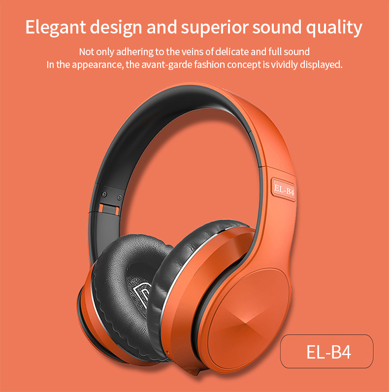 Bluetooth 5.0 Wireless Headphone Foldable Stereo High Quality Sound Bluetooth Sport Headset Support TF Card FM Radio AUX Mode 2