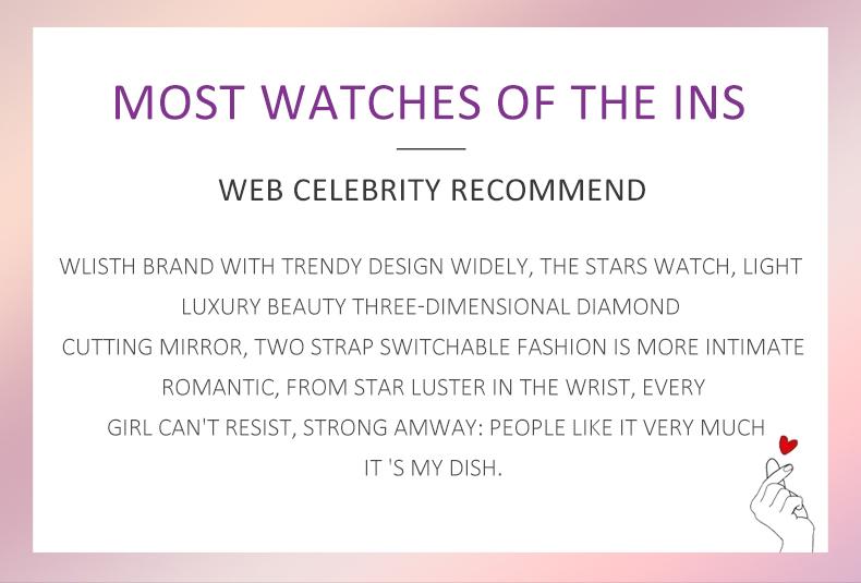Sparkling Luxury Women Watches Ladies Magnetic Band Clock Fashion Diamond Gypsophila Female Quartz Wristwatch Relogio Feminino 1