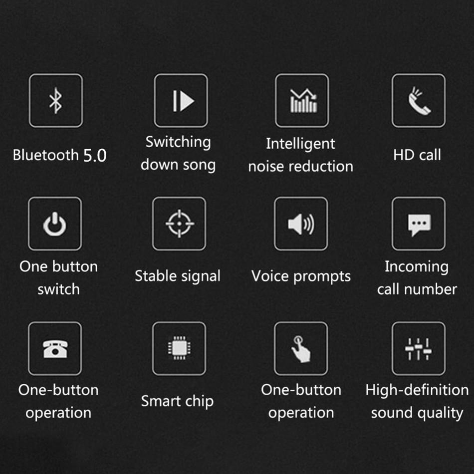 i7s TWS Wireless Earpiece Bluetooth 5.0 Earphones sport Earbuds Headset With Mic For smart Phone Xiaomi Samsung Huawei LG 10